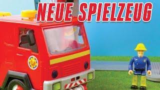 Feuerwehrmann Sam Spielzeug  - Neue Spielzeuge für Beste Rettungsaktionen | Werbung