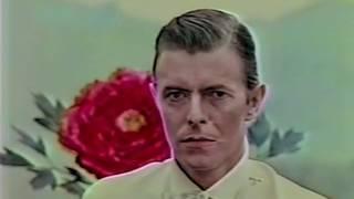 David Bowie – Crystal Japan – Promo - 1980