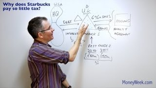 Why does Starbucks pay so little tax? - MoneyWeek Investment Tutorials