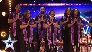 Will it be a lovely day for the Birmingham Community Gospel Choir? | Auditions | BGMT 2019