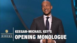 Keegan-Michael Key Roasts the NFL