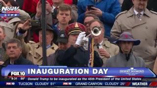 FULL EVENT: Donald Trump Presidential Inauguration - January 20, 2017 (FNN)