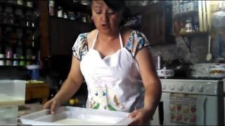 Gelatina de la Mujer Maravilla/ Cocinando con Lulu