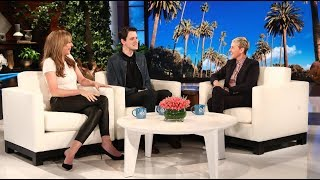 Allison Janney and Zach Woods Play