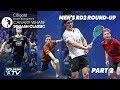 Squash: Canary Wharf Classic - Rd 2 Roun...mp3