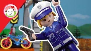 Playmobil Polizei Film deutsch Der Fahrraddieb / Kinderfilm / Kinderserie von family stories