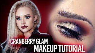 Cranberry Glam | Beauty Makeup Tutorial