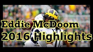 Eddie McDoom 2016 Highlights