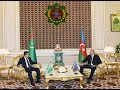 President Ilham Aliyev and President Gur...mp3