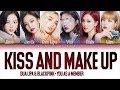 DUA LIPA & BLACKPINK - KISS AND MAKE UP ...mp3