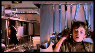 Jurassic Park - the Kitchen Scene