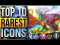 TOP 10 RAREST SUMMONER ICONS IN LEAGUE O...mp3