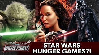 What Star Wars Character Would Win The Hunger Games? - MOVIE FIGHTS!