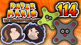 Paper Mario TTYD: Quizmasters - PART 114 - Game Grumps