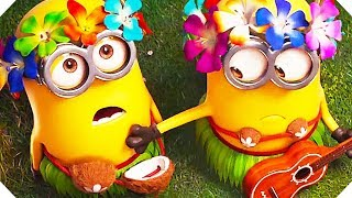 DESPICABLE ME 3 Trailer #3  (2017) Animation Blockbuster New Movie HD