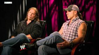 The Hitman talks about his frustrations with HBK
