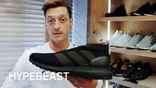 HYPEBEAST Visits: Mesut Özil
