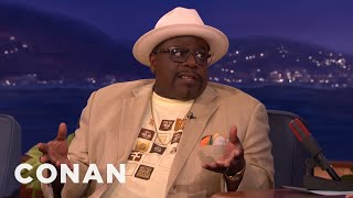 Cedric The Entertainer: All African American Movies End The Same Way  - CONAN on TBS