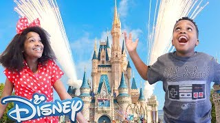 Shiloh And Shasha GO TO DISNEYLAND! - Shasha and Shiloh - Onyx Kids