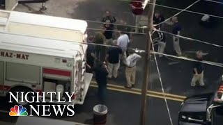 Pennsylvania Residents Warned To Watch For Possible Explosives | NBC Nightly News