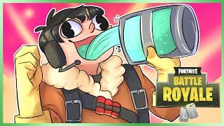 Irishman playing FORTNITE: BATTLE ROYALE in FORTNITE! (not top player solo chillstream + friends)