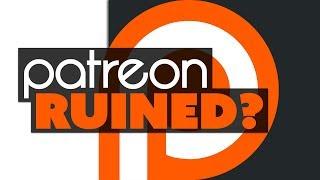 Patreon SCREWS OVER Creators & Patrons - The Know Tech News