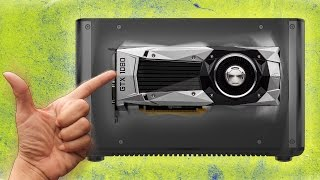 The Most Expensive Console Gaming Killer YET! - Zotac Magnus EN1080K Review