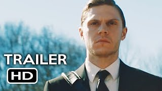 American Animals Official Trailer #1 (2018) Evan Peters Crime Movie HD