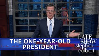 The Trump Presidency After One Year (Too Many)