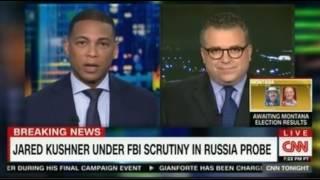 Don Lemon Panel discussion on Jared Kushner now under FBI investigation