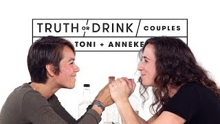 Couples Play Truth or Drink (Toni & Anneke)