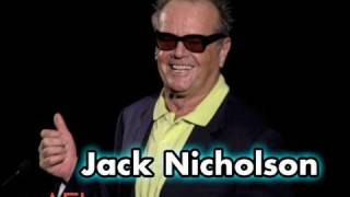 Jack Nicholson on ONE FLEW OVER THE CUCKOO