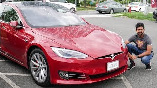 Tesla Model S P100D - Truly Ludicrous | Faisal Khan