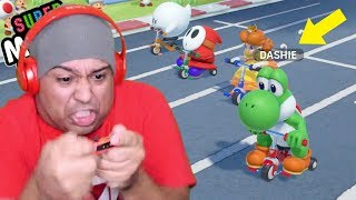 THIS NEW MARIO PARTY GAME MADE ME LOSE MY VOICE! [SUPER MARIO PARTY]