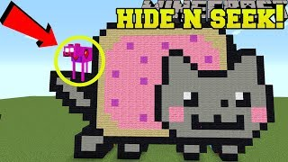 Minecraft: DERP CATS HIDE AND SEEK!! - Morph Hide And Seek - Modded Mini-Game