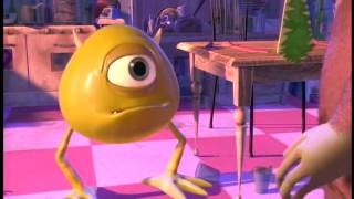 Monsters Inc Early Tests Actual High Quality