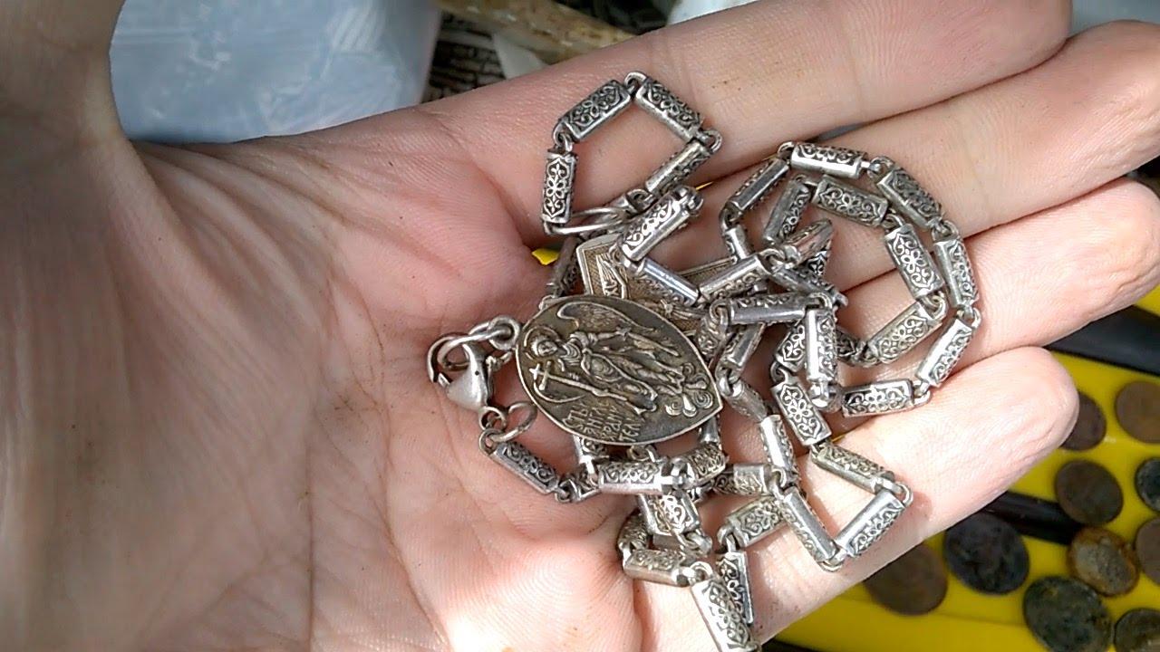 Металлоискатель по золоту и серебру своими руками
