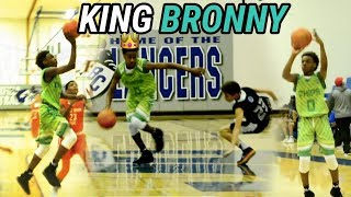 Bronny James Is Taking His Game To The NEXT LEVEL! Full MIXTAPE From UNDEFEATED WEEKEND 😱
