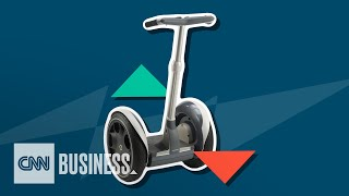 The rise and fall and rise again of Segway