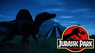 The History of the Spinosaurus in the Jurassic Park Franchise