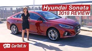 2018 Hyundai Sonata Review | CarTell.tv
