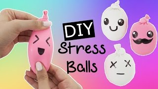 DIY Squishy & Cute Stress Ball - Fun & Easy