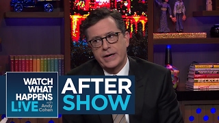 After Show: Stephen Colbert Says Donald Trump