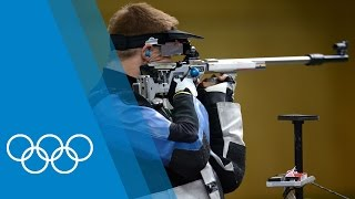 What is 50m Rifle 3 Position Shooting with Matthew Emmons [USA]
