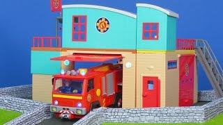 FEUERWEHRMANN SAM für Kinder deutsch neue Folgen: Beste Jupiter Rettungsaktionen | Feuerwehrmann Sam