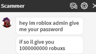 TROLLING A ROBLOX SCAMMER! #2