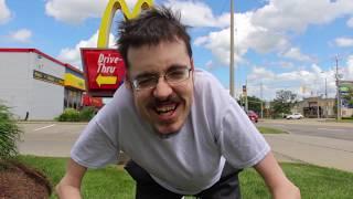 ORDERING MCDONALDS 🍟 - Ricky Berwick