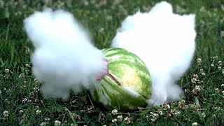 """Fantastic """"Works"""" Explosion - In Super Slow Motion HD   Slow Mo Lab"""