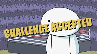 TheOdd1sOut Accepted My Chess Boxing Challenge
