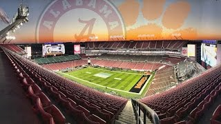 Alabama vs. Clemson Trailer